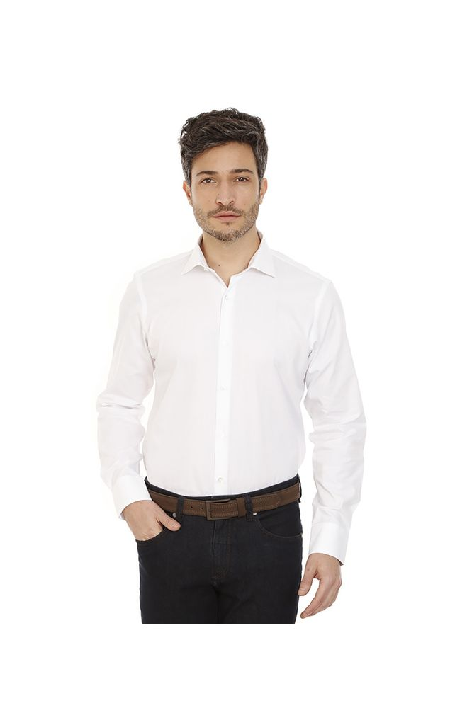 CAMISA-LISA-M-L-CONTEMP-ITALIANO-SLIM-