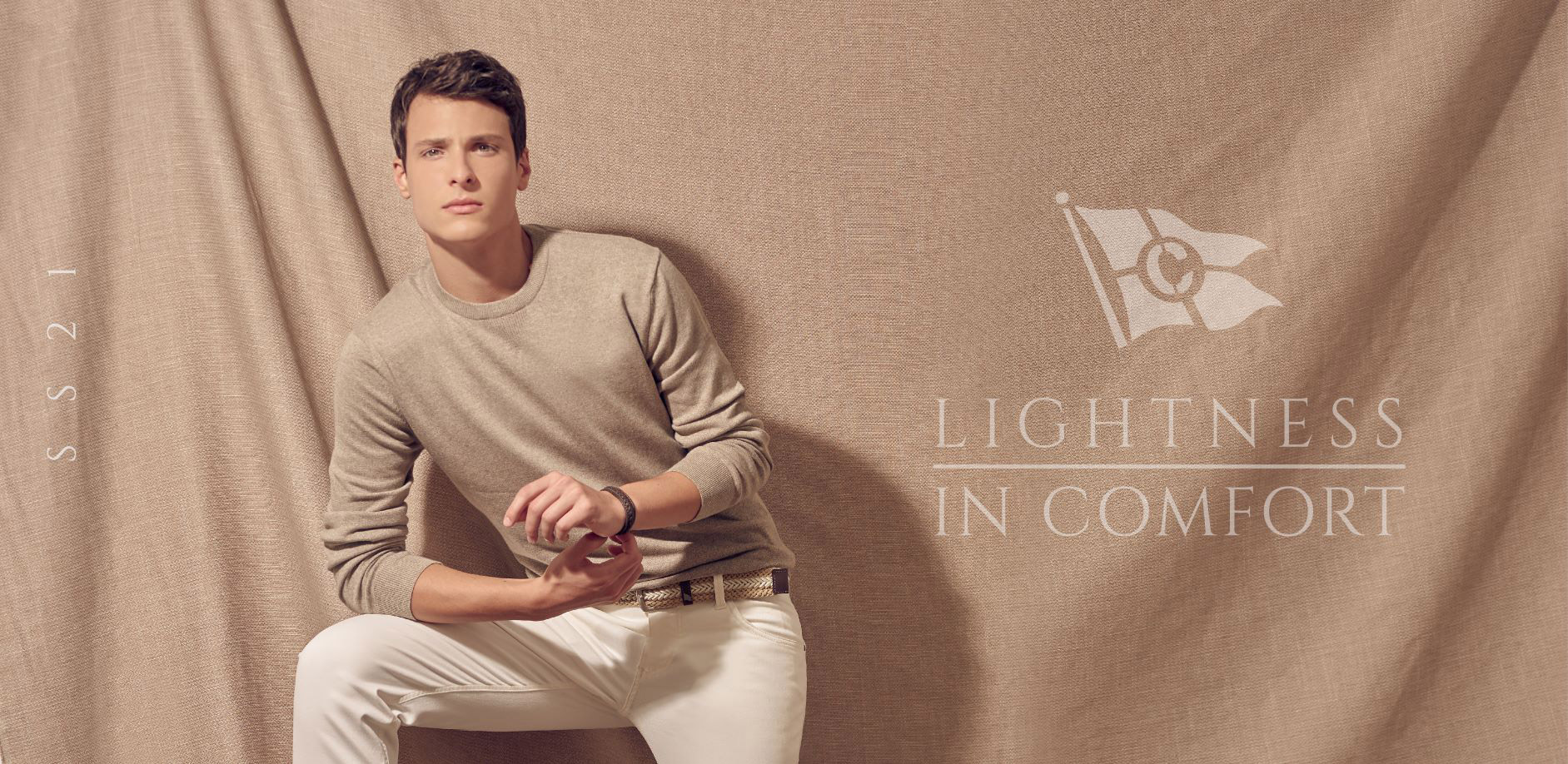 Lightness is confort