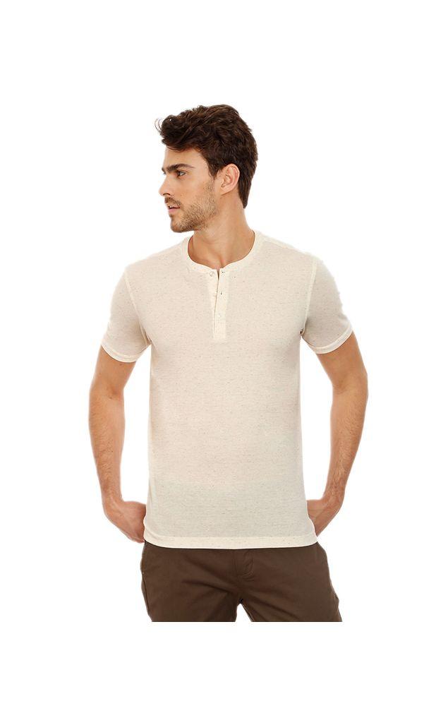 T-Shirt-Mc-Linho-Henley-Khaki